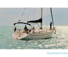 Морские прогулки на круизной яхте с купанием