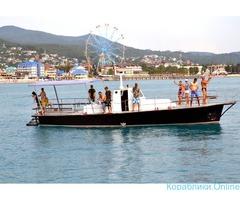 Морская рыбалка в Лазаревском