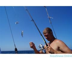 Морская рыбалка в Джубге