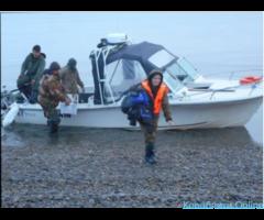 Морская и речная Рыбалка в Териберке