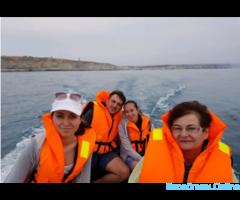 Морская рыбалка, прогулки, отдых