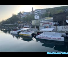 Рыбалка в открытом море, морские прогулки, аренда