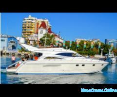 Морские прогулки, аренда яхт, рыбалка