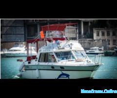 Крым, море, прогулки и рыбалка