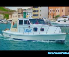Морские прогулки на яхте, катере из Балаклавы