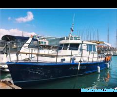 Морские прогулки, рыбалка