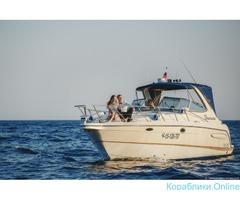 Аренда комфортабельной моторной яхты в Балаклаве