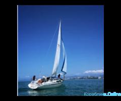 Морская прогулка на паруснике