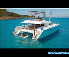 Под парусами приключения на Сейшельских островах