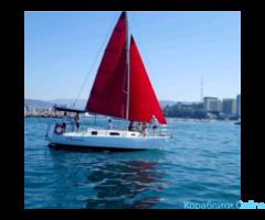 Аренда яхты, морская прогулка на яхте, рыбалка