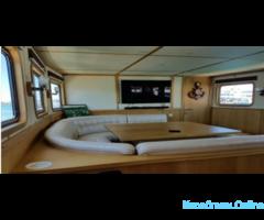 Морские прогулки, рыбалка, аренда катера и яхты
