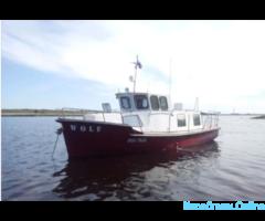 Фрахт (аренда) катера Белое море