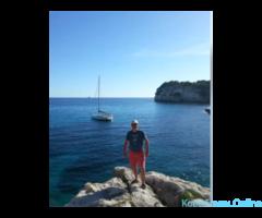 Морские прогулки на парусной яхте