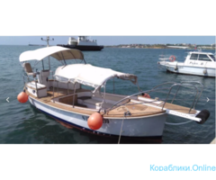 Рыбалка на рейде Севастополя