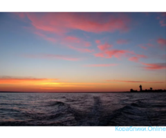 Рыбалка, морские прогулки