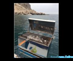 Аренда катера/морские прогулки Балаклава/Севастополь - Изображение 3/8
