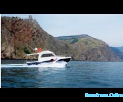 Аренда катера в Балаклаве. Морские прогулки