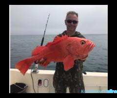 Морская рыбалка,экскурсии