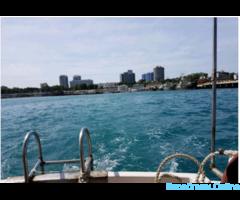 Морская рыбалка и морские прогулки