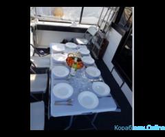 Аренда катера VIP-класса 38 фунтов, 12 человек - Изображение 4/8