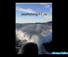 Морская рыбалка, прогулки, заброс групп - Изображение 3/4