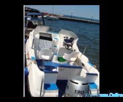 Рыбалка, морские прогулки, вейкбординг