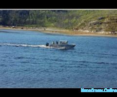 Морская рыбалка, прогулки