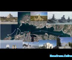 Морские прогулки по бухтам Севастополя
