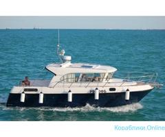Морские прогулки на яхтах и катерах в Кабардинке