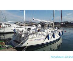 Аренда парусной яхты в Новороссийске