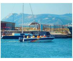 Увлекательная морская прогулка по морю до Анапы и обратно
