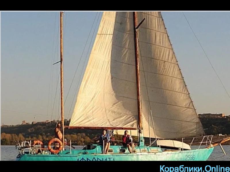 Прогулки на яхте: дневные, вечерние. Фотосессия - 2/4