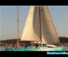 Прогулки на яхте: дневные, вечерние. Фотосессия