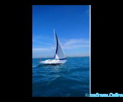 Рыбалка, Прогулка на яхте