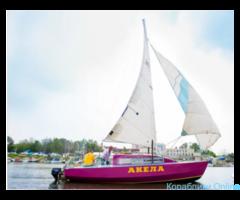 Аренда парусной яхты Акела