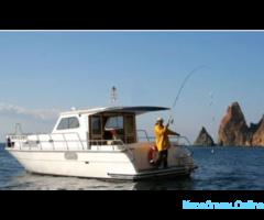 Рыбалка в море