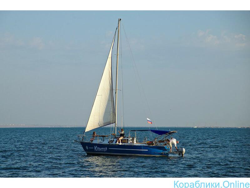 """Прогулки на парусной яхте """"Юпитер"""" - 1/1"""
