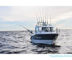 Рыбалка с катера или яхты