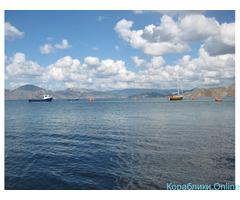 Морская прогулка к заповеднику Кара-Даг
