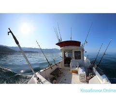 Морская рыбалка в Малореченском