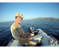 Морская рыбалка в пос.Солнечногорское