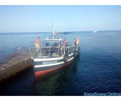 Аренда яхт и катеров в Алуште