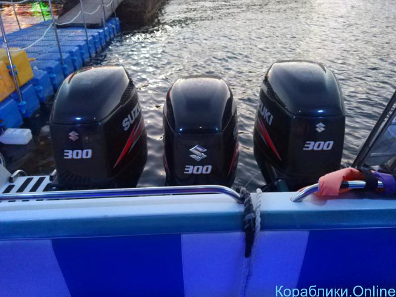 "Морские прогулки на скоростном катере ""Адреналин"" - 3/5"