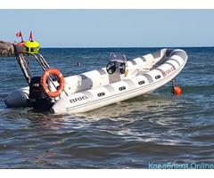Морская рыбалка в Гурзуфе