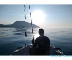 Обучу морской рыбалке