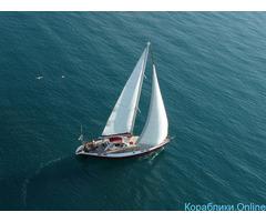 Аренда парусной яхты с капитаном