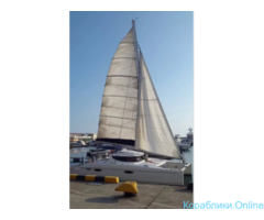 Аренда парусной яхты (катамаран) вместимость 12 чел