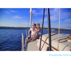 Прогулка на яхте г.Тольятти