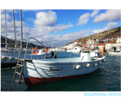 Морская рыбалка в Балаклаве