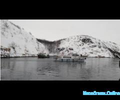 Морская рыбалка в Мурманске